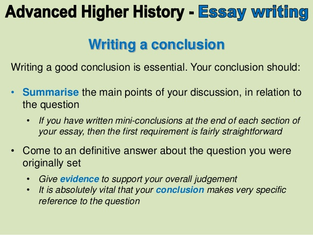 history of essay writing